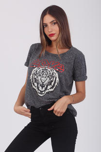 Remera Tigre Love Art.100446 -