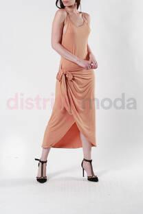 Vestido Desnivel para Atar  -