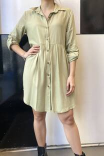 Vestido Camisa Jazmin  -