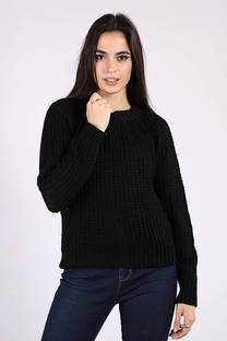 Sweater Basico Punto Ingles -