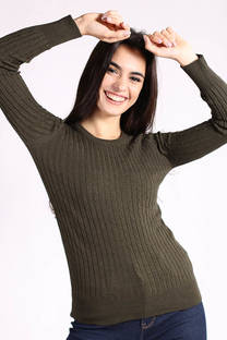 Sweater Trenza Soft -