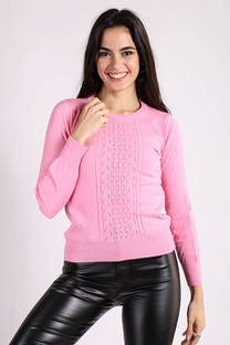Sweater Calado Medio Soft -