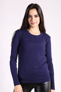 Sweater Puño Largo Zara -