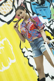 Camisa Bangkok -