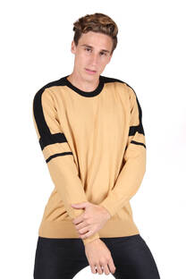 SWEATER WOVEN LINE -
