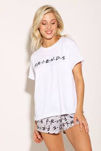 Conjunto Pijama Friends  -