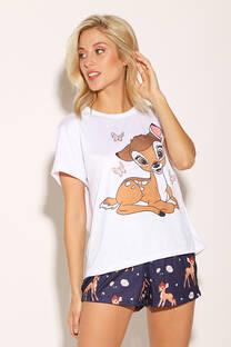 Conjunto Pijama Bambi  -
