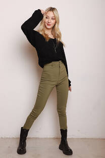 Pantalon Tipo Jean Bengalina Nayla -