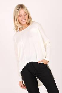 Sweater Bolsillo Falso -