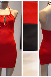 Vestido Monaco -