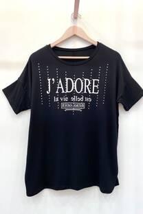 Remera J'Adore -