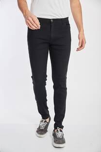 Jean elastizado negro -
