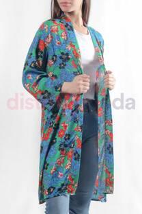 Kimono Floreado -