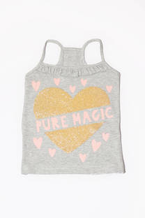 "Musculosa Leily ""Pure Magic"" -"