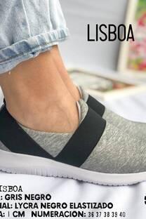 LISBOA GRIS NEGRO12 -