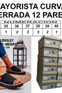 MAYORISTA LORELEY NEGRO -
