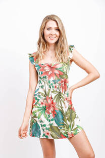 Vestido Lino Paige -