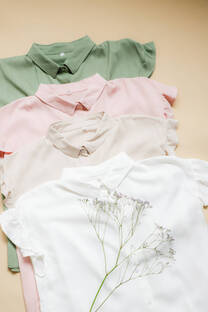 Camisa Lino Spandex Sophie