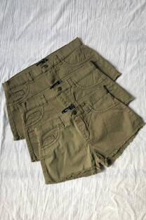 Short Gabardina Oferta Militar -