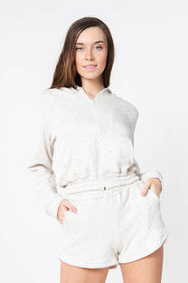 Conjunto de algodón rústico - LUPE  -