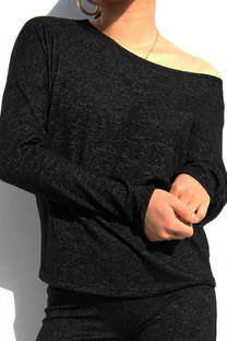 Sweater Murcielago Lanilla -