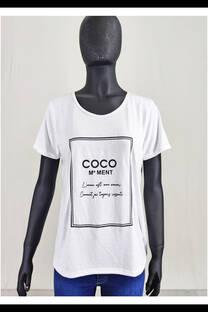 Remera clasica Coco -