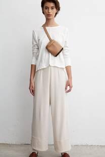 Pantalon crop Alina -