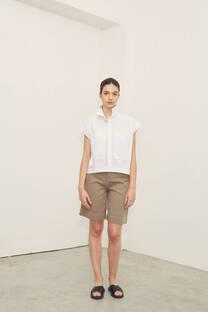 Camisa tablas Amelia -