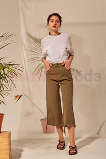 Pantalon Coulotte Azriel -