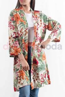 Kimono Hojas -