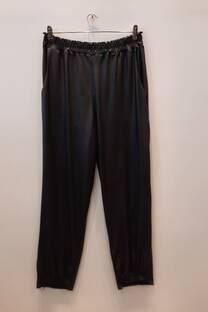 P0051 Pantalon Engomado con Puño Frunce -