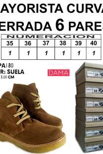 MAYORISTA CHAVITO SUELA 6 PARES -