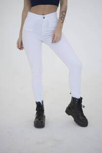 Jean Skinny Rio White -