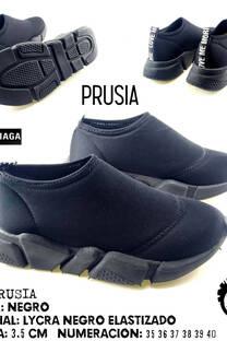PRUSIA NEGRO -