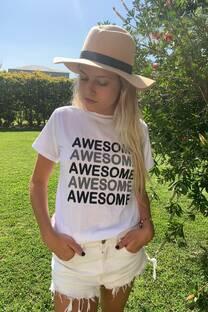 Remera Awesome -
