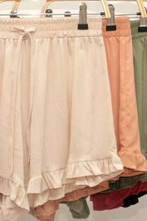 Shorts de Lino AVA -