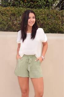 Shorts de Lino Lilly -
