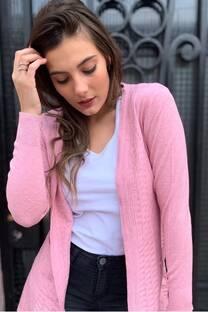 Saco rosa -