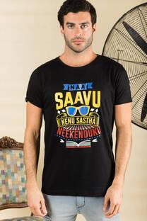Remera Saavu -