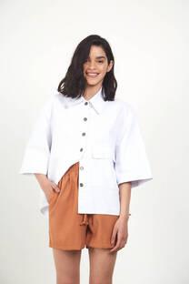 Camisa Sora Blanca -