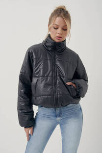 7777 - Cropped Puffer Jacket -