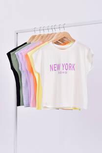 REMERA JERSEY NEW YORK SOHO -