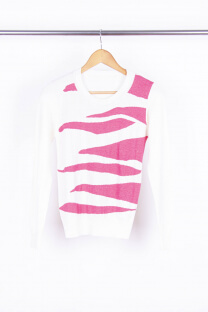 Sweater Cebra -