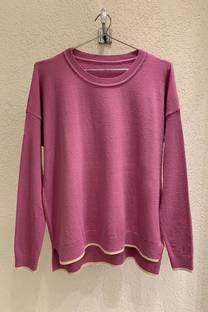 Sweater bremer franja -