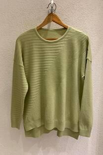 Sweater de bremer tramado  -