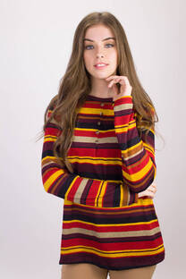 Sweater Poppins Rayado -