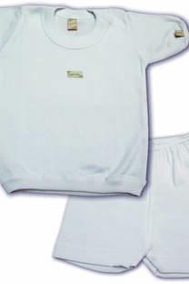 Pijama de niños-  RIBB LISO pack x 12 -