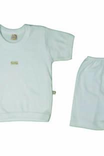 Pijama de niños-RIBB BLANCO pack x 12