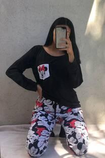 Conjunto Pijamas Minnie Mouse -