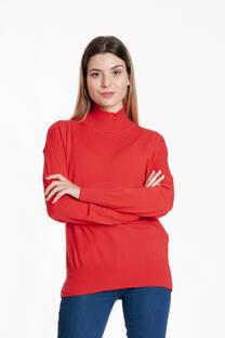 sweater polera lycra -